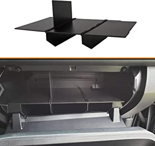 JDMCAR Glove Box Insert ABS Organizer Compatible with Toyota Tacoma (2016-2019 2020)- Upgraded Version