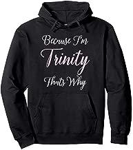 Trinity Name Hoodie Personalized Birthday Cute Girl Gift