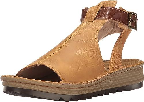 NAOT Verbena, Oily Dune Nubuck Maple braun Leather, 42 (US damen& 039;s 11) M