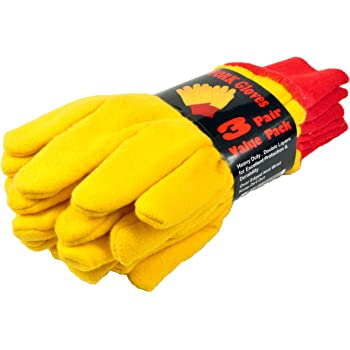 Wells Lamont Polyester and Cotton Chore Gloves Wells Lamont Gloves 300XL Standard Weight Extra Large