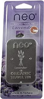 Neo Scented Travel Tin Lavender Scent