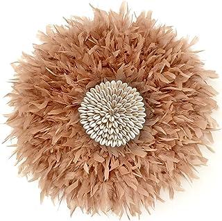 Juju Hat Shells marrón - Juju Shells decoración en pared estilo nórdico