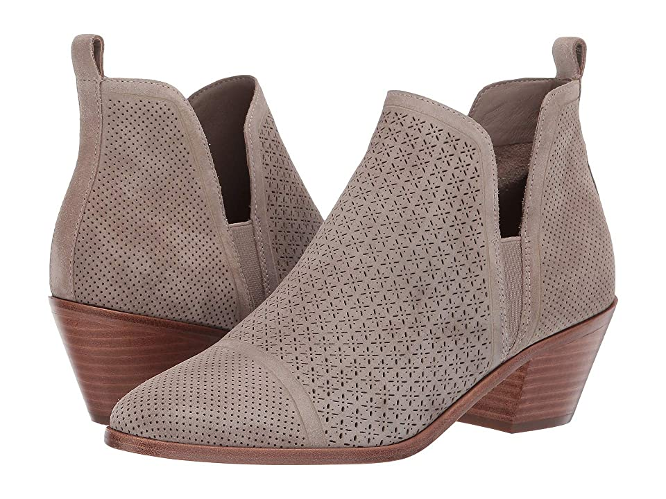 Sigerson Morrison Belle Ankle Boot (Ardesia Suede) Women