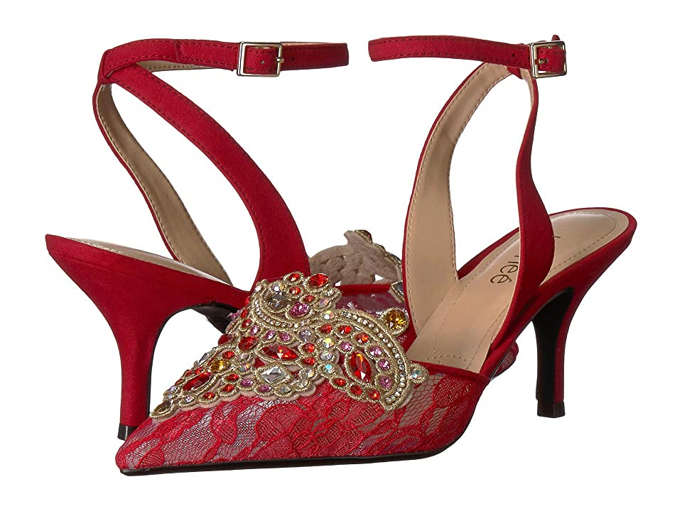 J. Renee Desdemona (Red) High Heels