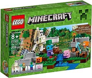 Galactica Lego Minecraft EL Golem DE Hierro