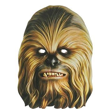 /única Star Wars B3226/figura m/áscara electr/ónica Chewbacca