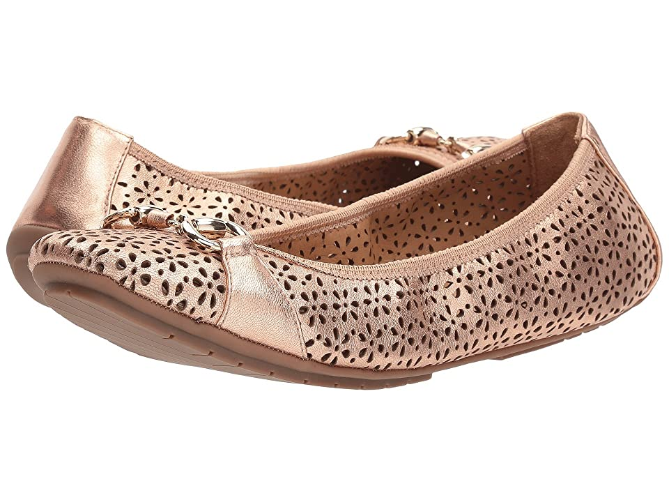 Me Too Luna (Rose Gold Metallic Nappa) Women