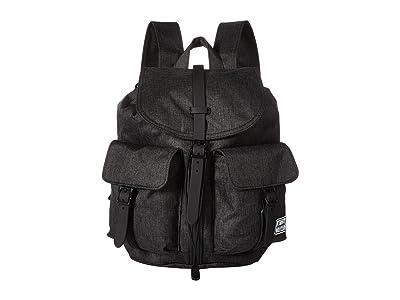 Herschel Supply Co. Dawson X-Small (Black Crosshatch) Bags