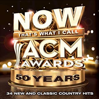 NOW That's What I Call ACM Awards 50 Years