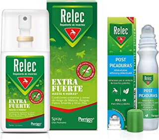 Pack Ahorro Relec Extrafuerte + Relec Post-Picaduras