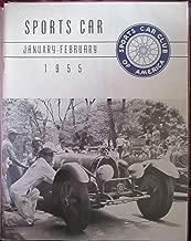 1955 SCCA - Sports Car Club of America Magazine - 1955 January & February