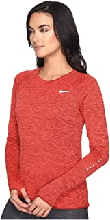 NIKE Therma Sphere Element Crew Top Womens