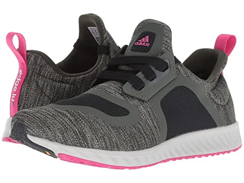 adidas black running shoes womens