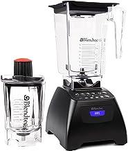 Blendtec Signature Series Blender With Wildside+Jar (90 oz) and Twister Jar (37 oz)- Professional-Grade-Self-Cleaning- Black