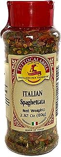 TuttoCalabria Italian Spaghettata Spices - Hot Seasoning For Pasta and Sauce 2.8oz / 80g