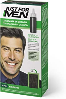 Just For Men Just For Men Tinte Colorante En Champu Para El Cabello Del Hombre. Moreno 120 G