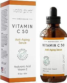 Voilà pure Advanced Vitamin C 50 Serum double size 60ml for