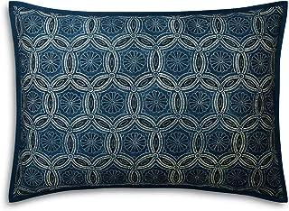 Ralph Lauren Artisan Loft/Moore Standard Sham Blue 100% Cotton
