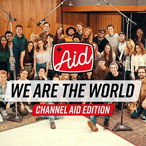 We Are The World by Channel Aid on Amazon Music - Amazon com