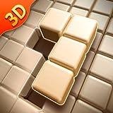 ウッドブロッククラッシュ-3D木製パズル