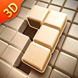 Holzblock Crush - 3D Holzpuzzle