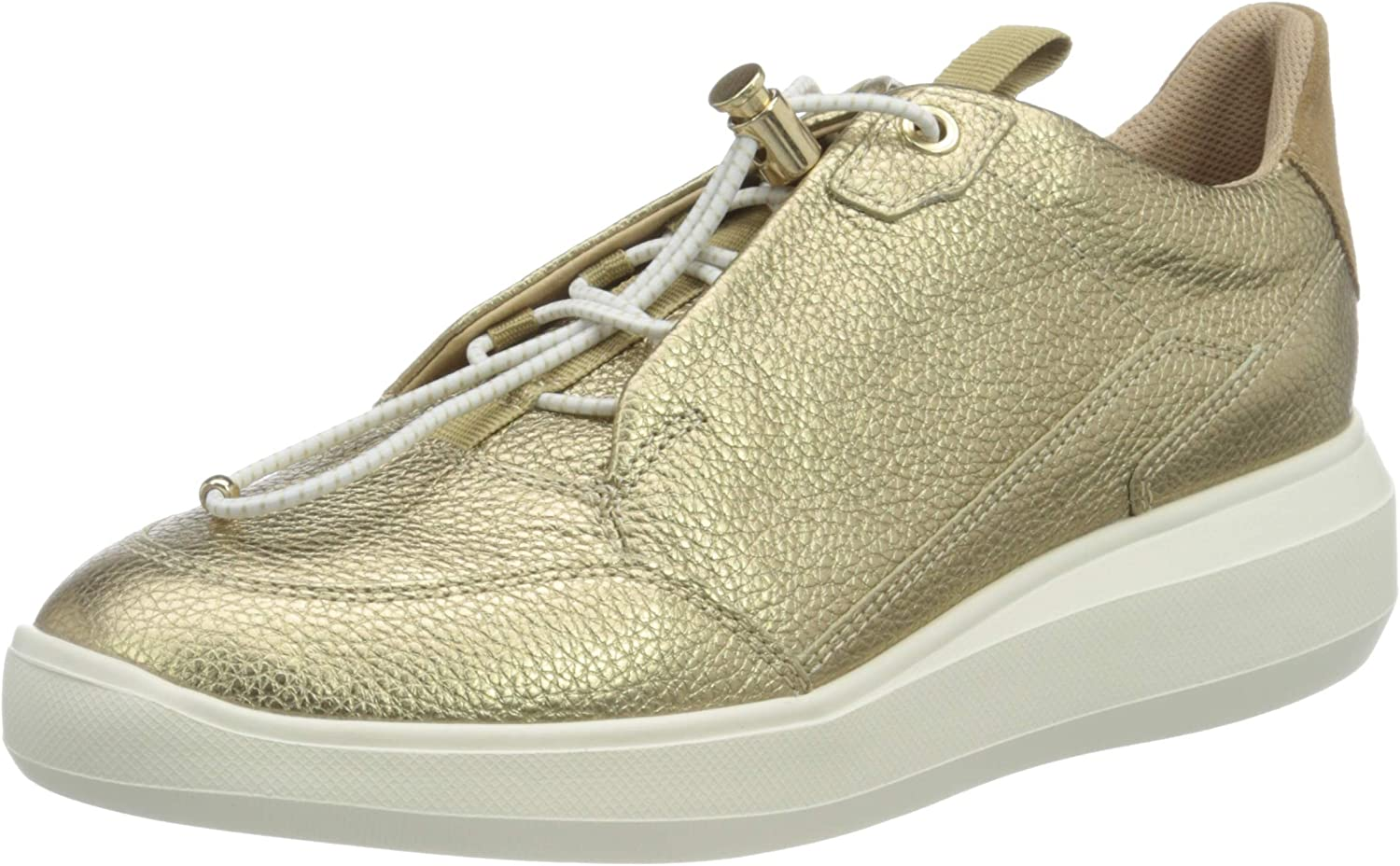 Geox Women's Low-top Sacramento Mall Trainers Sneaker Direct sale of manufacturer