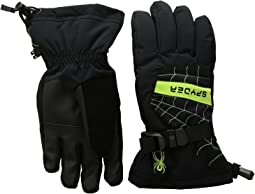 Spyder - Overweb Ski Gloves (Big Kids)