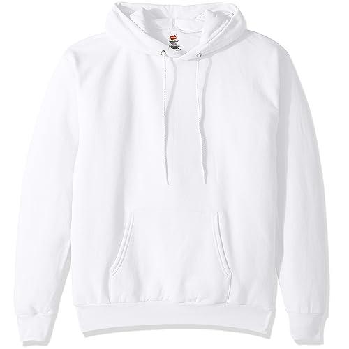 3e77e693060 Hanes Men s Pullover Eco Smart Fleece Hoodie