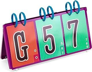 bingo number display board