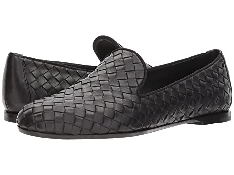 Bottega Veneta Bottega Loafer Intrecciato Black Intrecciato Veneta Loafer wzvpq5ES