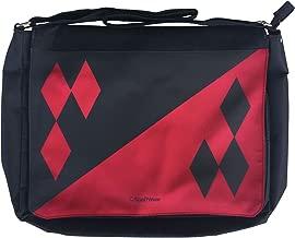NaniWear Geek Harlequin Cosplay Large Messenger/Laptop Bag
