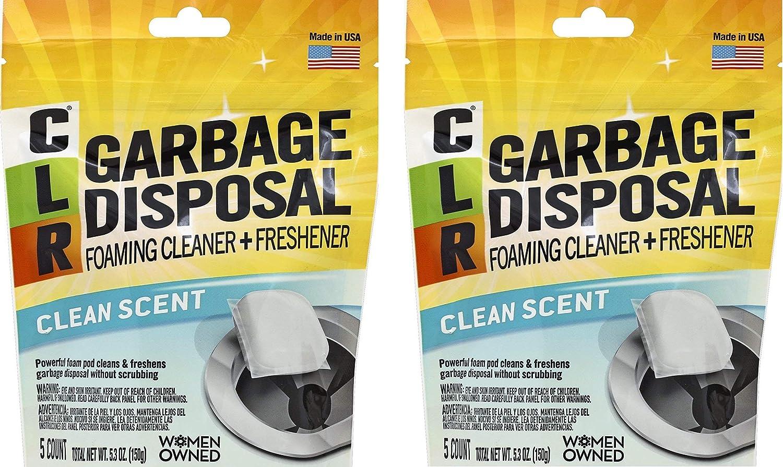 CLR Garbage Disposal Cleaner Тwо Award-winning store Pods List price 5 Расk