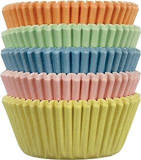 PME - Caissettes à Cupcakes en Papier Pastel, Miniatures, Lot de 100