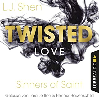 Twisted Love (German edition): Sinners of Saint 2