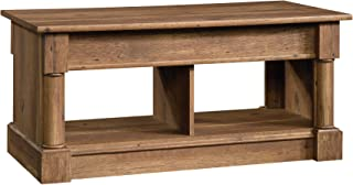 Sauder Palladia Lift Top Coffee Table, Vintage Oak finish