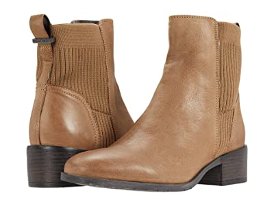 Kenneth Cole Reaction Salt Stretch Bootie (Taupe) Women