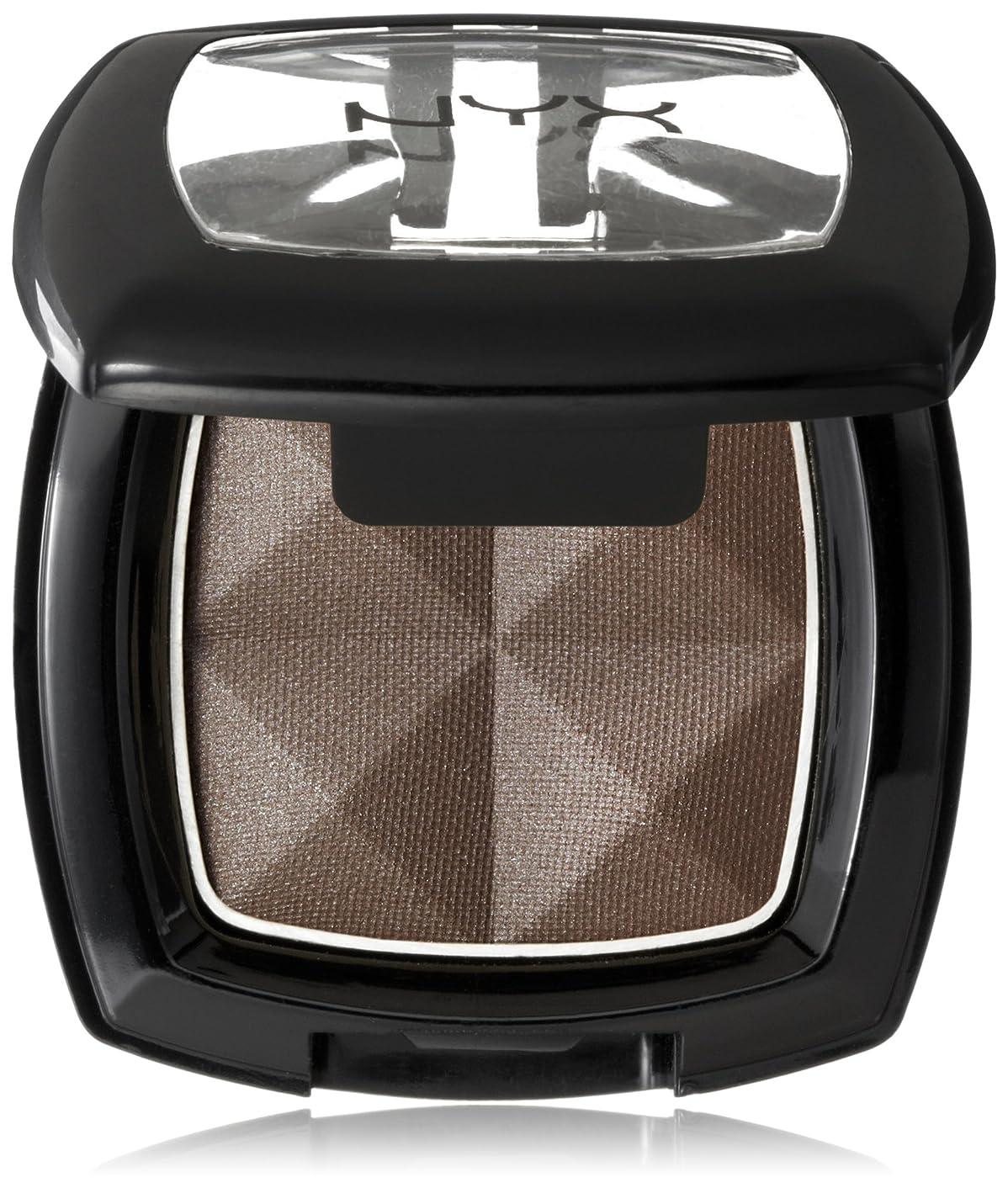 NYX Professional Makeup Single Eyeshadow, Charcoal Brown, 2.4 g