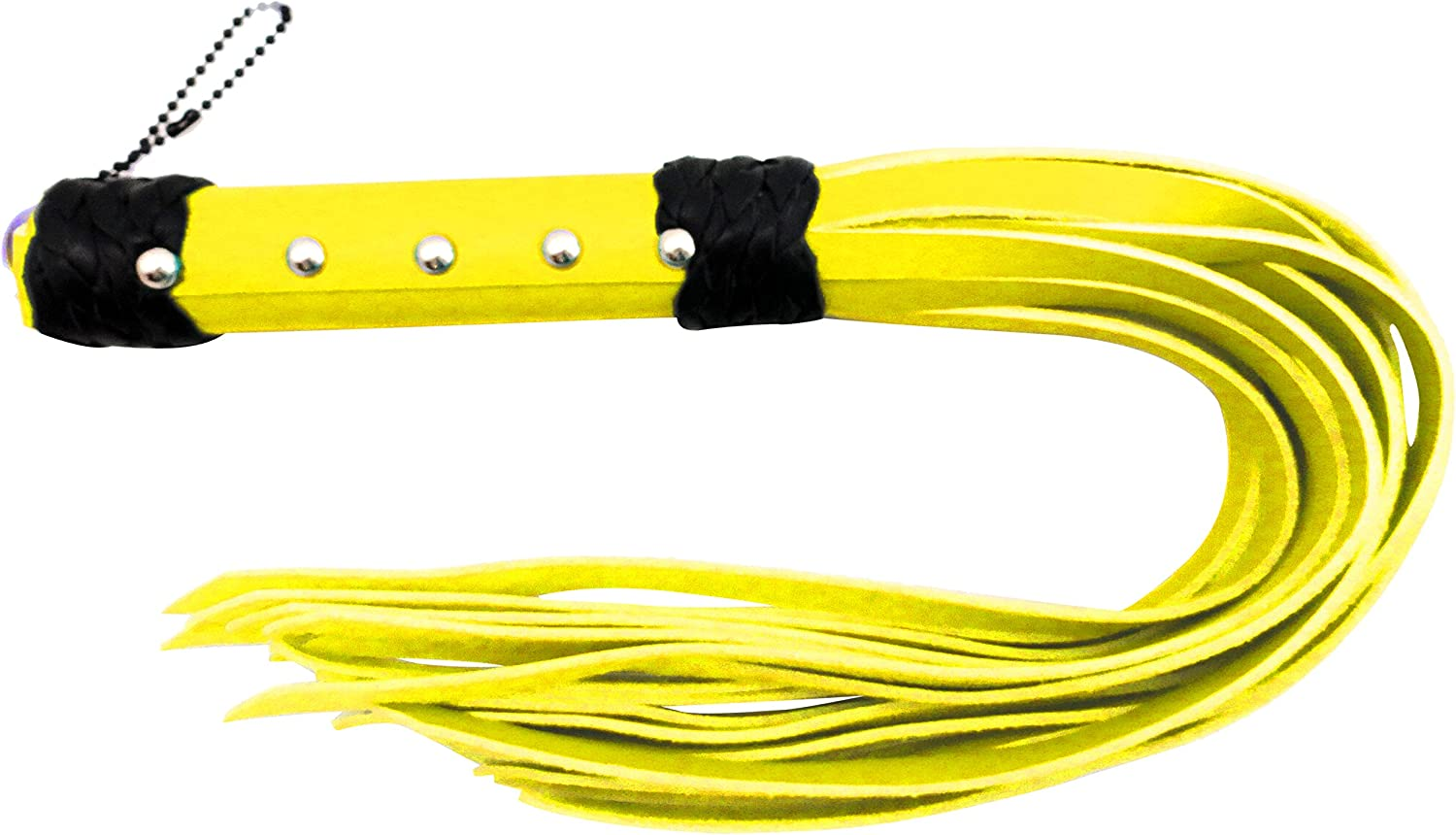 Ka-pow Color Whip Strap Leather Yellow Inch Black NEW before selling ☆ 20 OFFicial store and