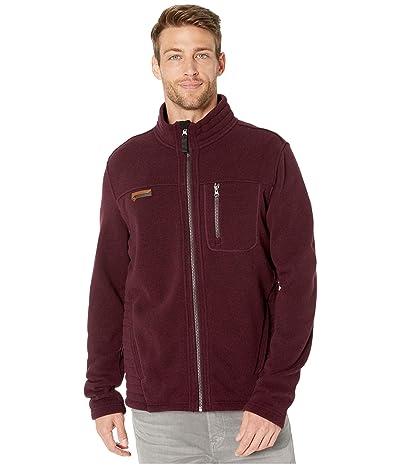 Obermeyer Joshua Fleece Jacket (Wine-Not) Men