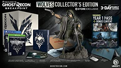 Tom Clancy's Ghost Recon Breakpoint Wolves Collector's Edition for Xbox One