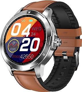 SOULBEST Smartwatch Reloj Inteligente Hombre Deportivo con Monitor de Ritmo Cardíaco/Sueño/Oxigeno en Sangre/Presión Sanguínea Podómetro Rastreador de Fitness Notificación de Mensaje