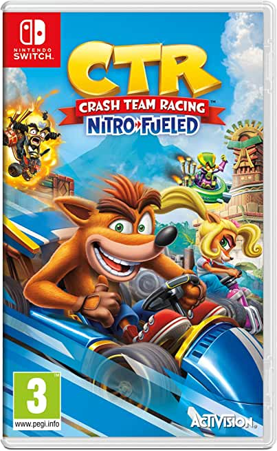 Crash™ Team Racing Nitro-Fueled [ + Update ] [ + DLC ]