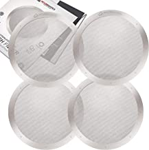 4-Pack Reusable Stainless Steel Filters for AeroPress Coffee Makers by Housewares Solutions (4)