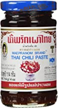 Mae Pranom Thai Chili Paste (Nam Prik Pao) 4 Oz. X 1 Jars