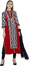 SABHYATA Women Straight Kurta Kurti top Tunic A-line high-Low Printed 3/4 Sleeves Kurti,