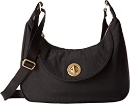 Baggallini - Gold Oslo Small Hobo