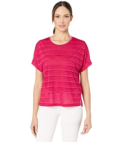 Craft Charge Short Sleeve Tee (Jam) Women