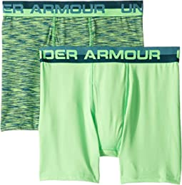 2-Pack Twist Performance Boxer Set (Big Kids)