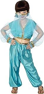 Smiffy'S 27265L Disfraz De Princesa Árabe, Incluye