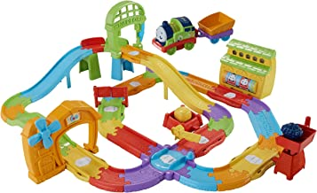 Thomas & Friends Fisher-Price My First, Railway Pals Destination Discovery Train Set